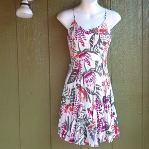 Old navy sz Small Floral women's dress
